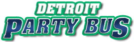 U of M/MSU Party Bus Logo